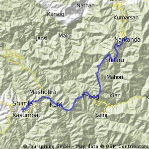 INDIA (HIMALAYAS) ETAPA 7