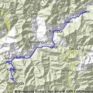 INDIA (HIMALAYAS) ETAPA 8