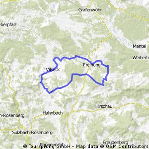 Tour 2 (Landkreis Amberg-Sulzbach)