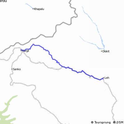 Kargil - Leh