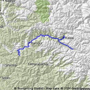 Kalpa - Chiitkul- Narkanda