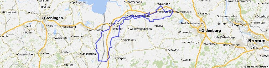 Westerstede - Leer - Holland und zurück