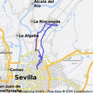 Sevilla,San José de la Rinconada,Sevilla