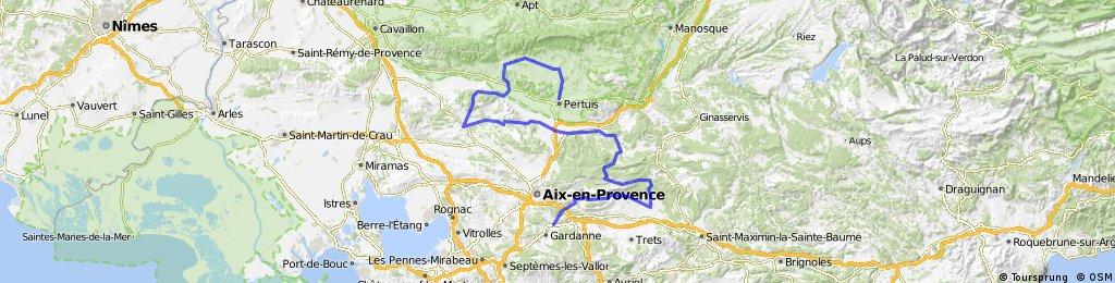 Tour Méditerranéen 2012 - Stage 1