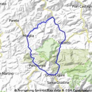 Giro Sassello