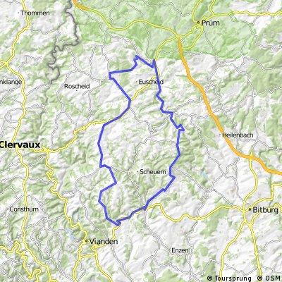 Sinspelt-Weidingen-waxweiler-Pronsfeld-Sinspelt