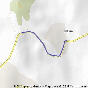 Seciueni Hill Climb-east side(6%)
