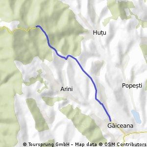 Gaiceana Hill Climb-Gaiceana side(4.02%)