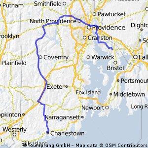 US3 Warren - Charlestown