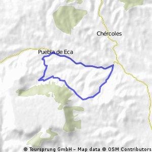 La Puebla-altos de la Magdalena