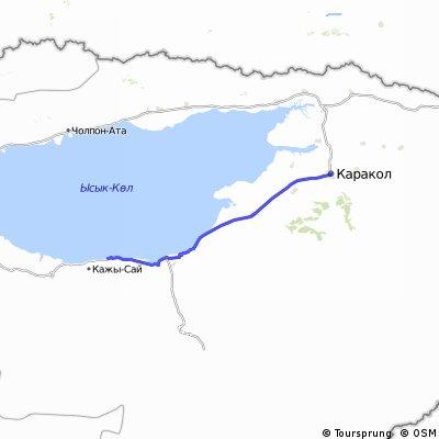 Karakol-Km 108