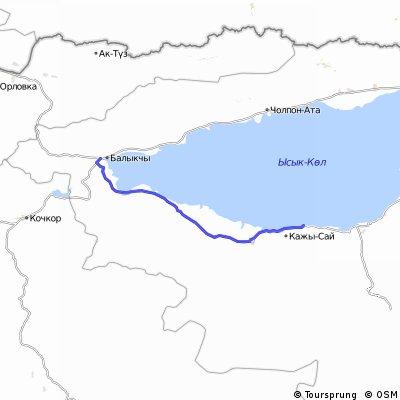 Km 108-Balikchi