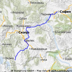 Sofia - Bitola 2
