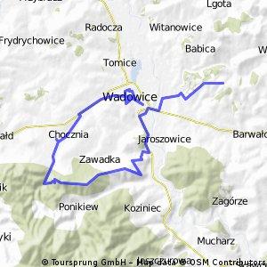 2011-11-12 - Małopolski Szlak Papieski