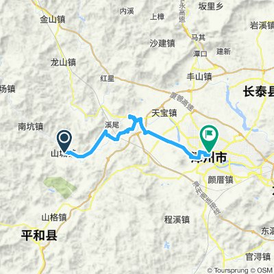 Roundtrip Fujian, day 6 Nanjing - Zhangzhou