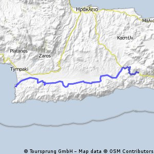 Kretas Osten Ano  Viannos-Matala