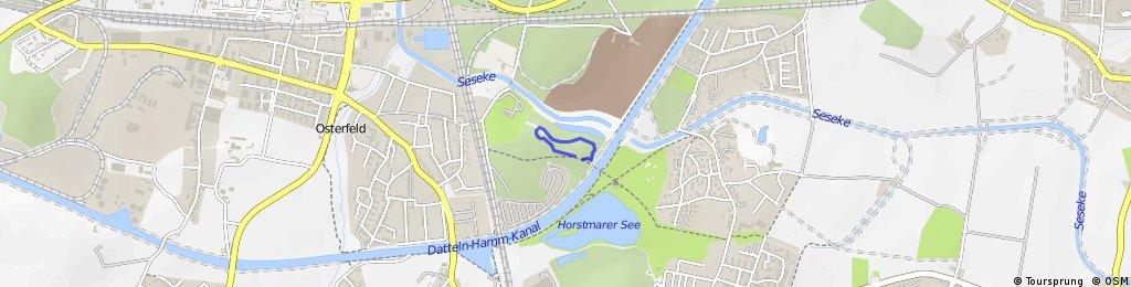 Schloss Schwansbell Hügel- Track