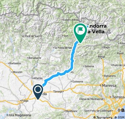 Vuelta Espana 2012 - Stage 8