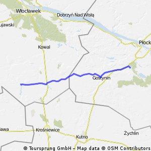 Friedensradfahrt 2009 Paris - Moskau 24. Etappe Chodesz - Lack am 30. Juli 2009