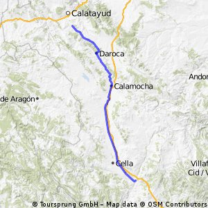 Velilla de Jiloca - Teruel