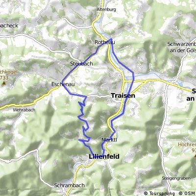 Öko-Dorf MTB Strecke
