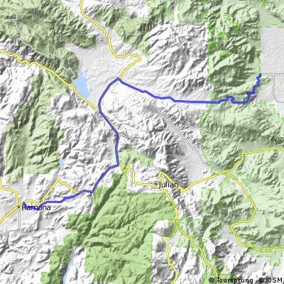 CTS 2 - Ramona to Borrego Springs