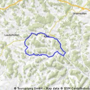 Tour 11 (Landkreis Amberg-Sulzbach)