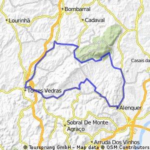 Portugal - (Torres Vedras - Nº 1)