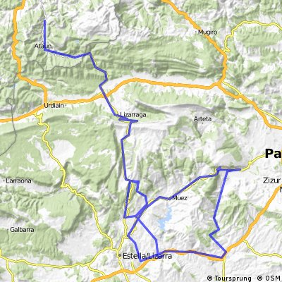 Vuelta Ciclista al País Vasco 2009, Stage 2: Ataun - Villatuerta