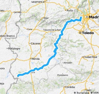 Tour 9 Vuelta 2012