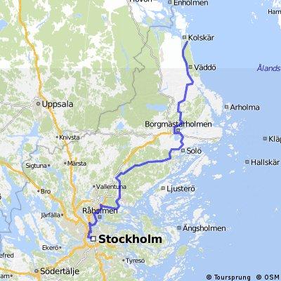 Stockholm Grisslehamn