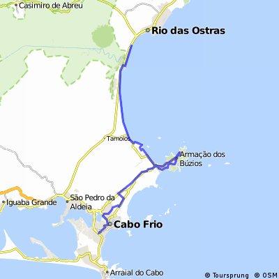 Rio das Ostras-Cabo Frio