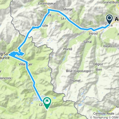 20110627 Etappe2 bikeAlpin WestalpenX Martigny-Nizza
