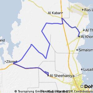 Tour of Qatar 2012 - Stage 5
