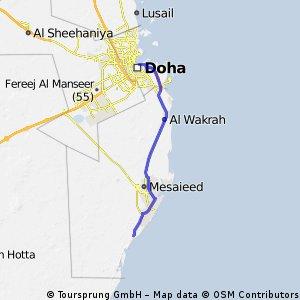 Tour of Qatar 2012 - Stage 6