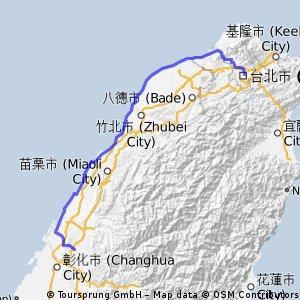 2012.1.27 台北→台中