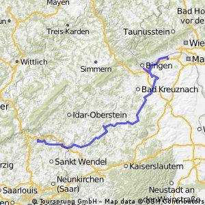 2007_1  RSV Ingelheim - Heidesheim - Saarlandfahrt
