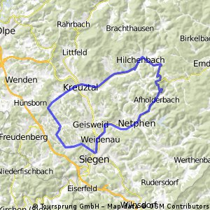 Siegen-Netphen-hilchenbach-Kreuztal-Alchen