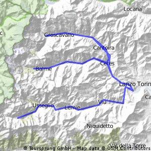 Tre valli di Lanzo