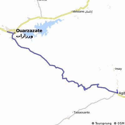 Ouarzazate-Agdz