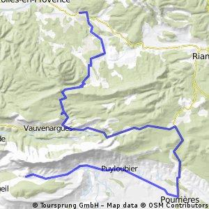 Tour Méditerranéen 2012 - Stage 1 CLONED FROM ROUTE 1359785