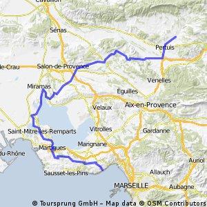 Niolon - La Tour d'Aigues