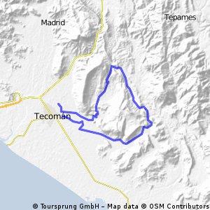 9a Ruta Extrema Tecomán-Alcuzahue 2012