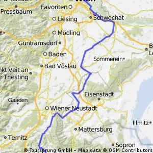 """Wien - Michelbach (""""Flach"""")"""