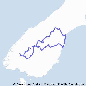 Neuseeland, Südinsel