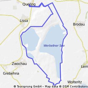 2014 CTF Rund um Werbeliner See