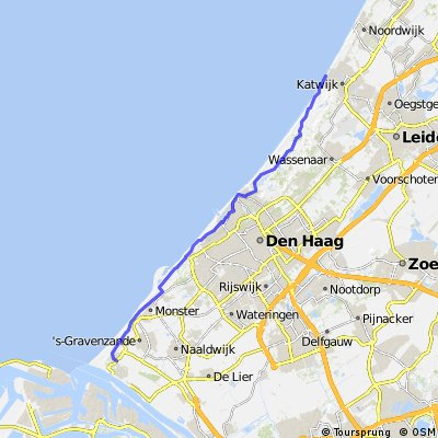 LF1.04 Noordzeeroute CLONED FROM ROUTE 88595