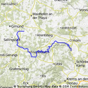 Dunaj-Krems-Dyje-Morava den3