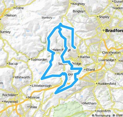 Training Route, Local