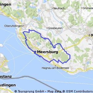 Seebiker # 202 - Meersburg Runde